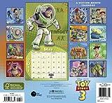 2011  Toy Story 3  Wall Calendar