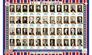 U.S. Presidents Activity Placemat