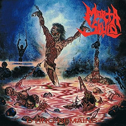 Album Art for Dying Remains by Morta Skuld