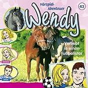 Verliebt in einen Fußballstar (Wendy 43)   Nelly Sand