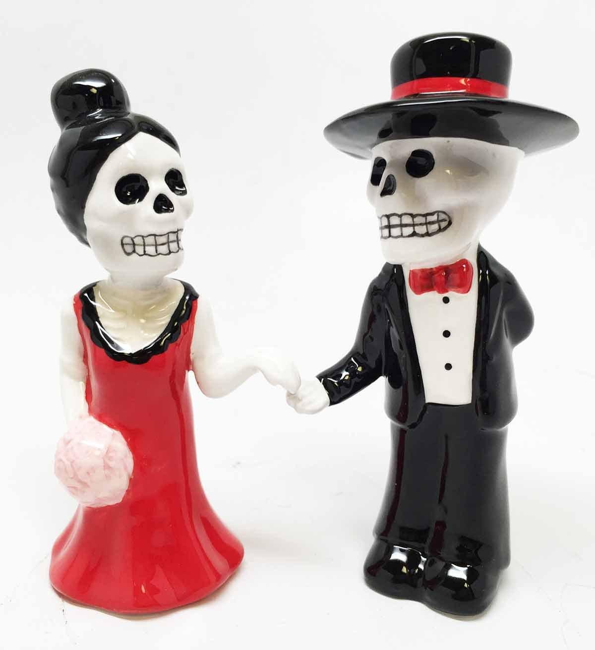 Dias De Los Muertos Wedding Dance Sugar Skulls