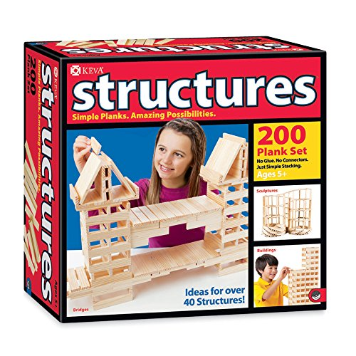 Structures 200 Plank Set front-722767