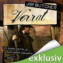 Verrat (Die dunklen Fälle des Harry Dresden 11) Hörbuch von Jim Butcher Gesprochen von: Richard Barenberg