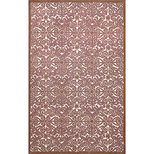 Antique Scroll Rug-96