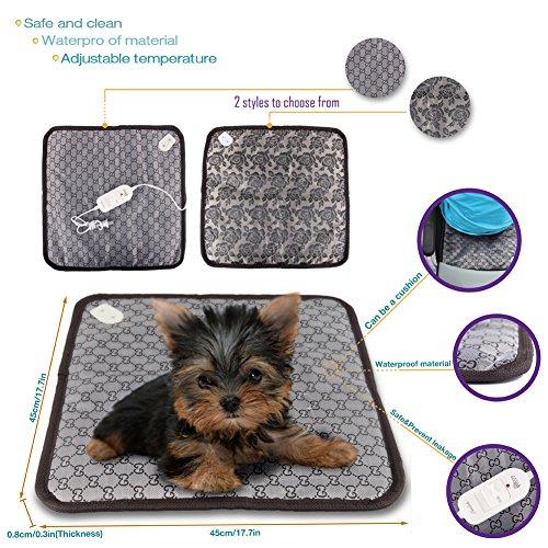 Outdoor Dog Bed Waterproof 132193 front