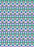 Wilton Multi-Color Mod Dots Sugar Sheet