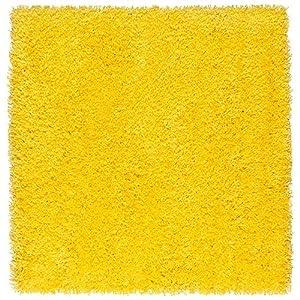 Ikea hampen rug yellow high pile machine for Yellow rugs ikea