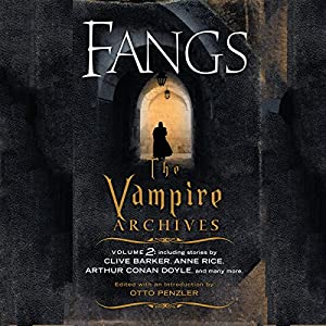 Fangs Audiobook