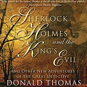 Sherlock Holmes and the King's Evil: Audiobook