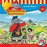 Benjamin in Schottland (Benjamin Blümchen 107) | Elfie Donnelly