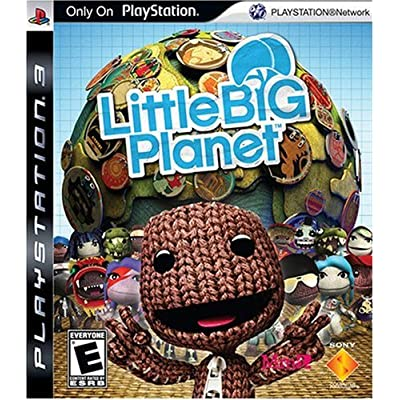 littlebigplanet ps3 media molecule