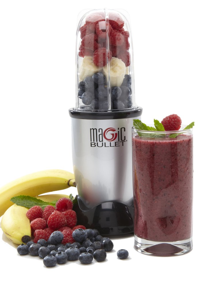 Costing just £43, the Magic Bullet smoothie maker is cheap and portable, but makes excellent smoothies.