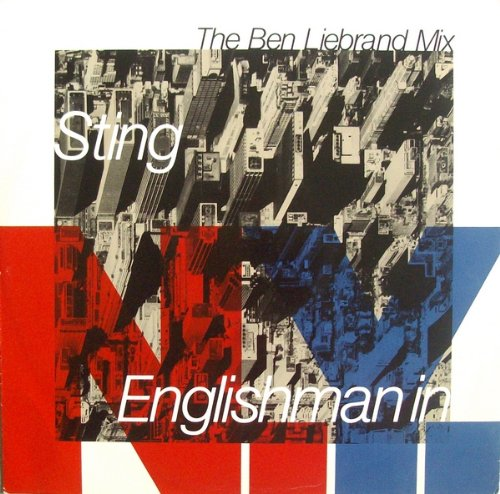 Sting - Englishman in New York: The Ben Liebrand Mix - Zortam Music