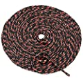 Highland (9165000) 50' Orange and Black Truck Rope - 1 piece