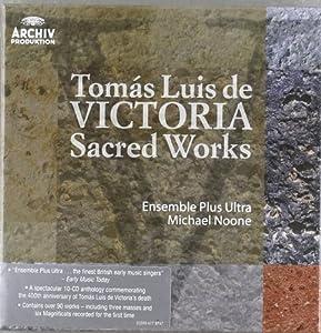 Victoria: Sacred Works