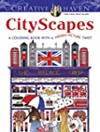 Creative Haven CityScapes: A Coloring...