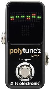 TC Electronic Polytune2 Noir