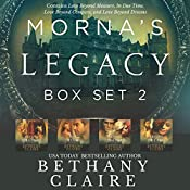 Morna's Legacy, Box Set #2: Scottish Time Travel Romances   Bethany Claire