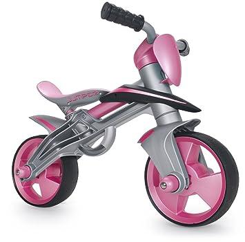 Jumper girl balance bike c/casco