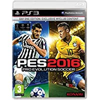 Pro Evolution Soccer (PES) 2016 Day-one Edition - PlayStation 3