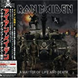 Matter of Life & Death by Iron Maiden (2006-09-18)