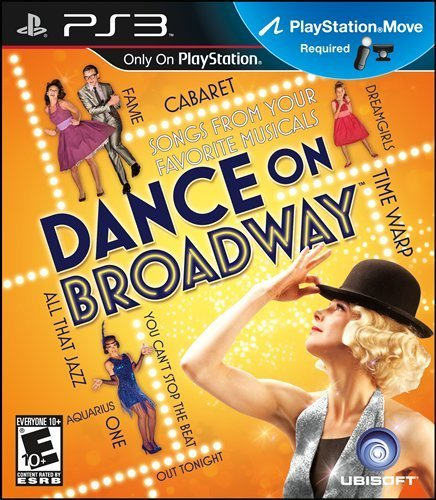 Dance on Broadway - Playstation 3 - 1