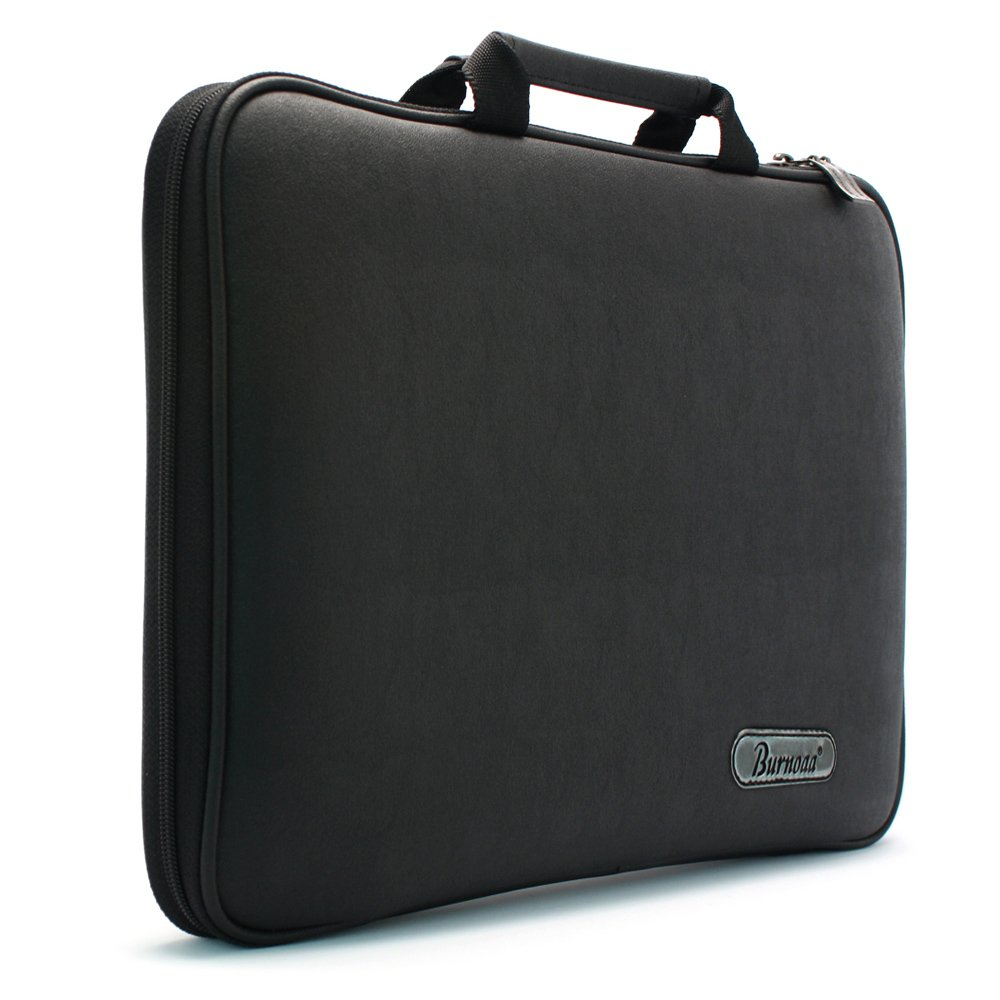 Burnoaa Laptop Handle Case Sleeve Memory Foamreview and more description