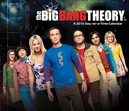 The Big Bang Theory Day-at-a-time 2016 Calendar