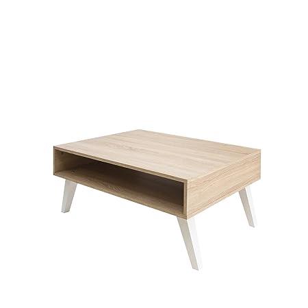 Wood & Colors Mesa De Centro Odette B6