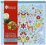 Montezumas Organic Christmas Truffle Box 180 G