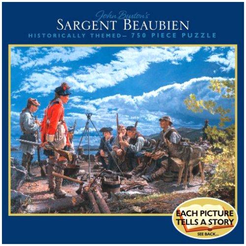 750 Piece John Buxton-Sergeant Beaubien
