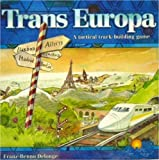 Transeuropa Board Game
