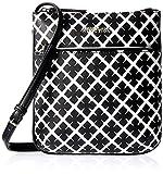 Kenneth Cole Mini Women's (SLING BAG) (Black and Milk) (KN1788)