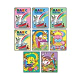 Magic Painting & Magic Colouring (Combo of 8 Books)