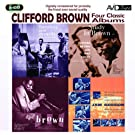 Clifford Brown: Four Classic Albums (Brown And Roach Inc / Jam Session / Study In Brown / New Star On The Horizon)