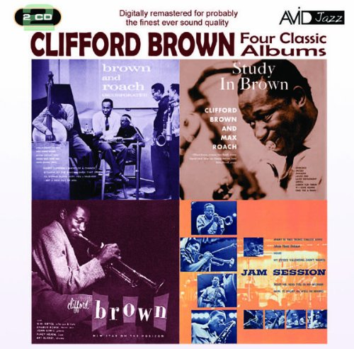 Clifford Brown Album Clifford Brown Four Classic