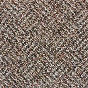 4'x20' - Rattan - Indoor/Outdoor Area Rug Carpet, Runners & Stair Treads with a Premium Nylon Fabric FINISHED EDGES.
