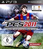 Pro Evolution Soccer 2011 (PES 2011) (Sony PS3)