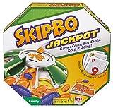 Mattel BFX61 - Skip-Bo Jackpot, Strategiespiel