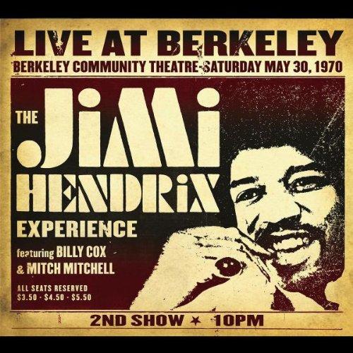 Live at Berkeley artwork