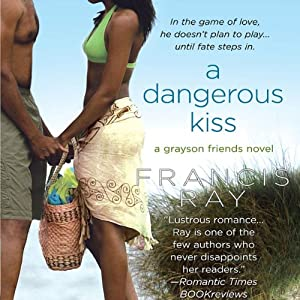A Dangerous Kiss Audiobook