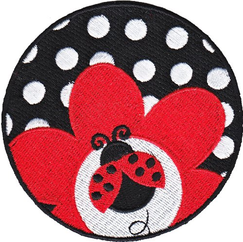 Application Animals Ladybug Flower Patch - 1