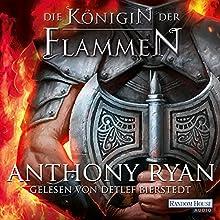 Die Königin der Flammen (Rabenschatten 3) Hörbuch von Anthony Ryan Gesprochen von: Detlef Bierstedt