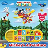 Mickey's Adventure Sound Book