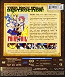 Image de Fairy Tail: Collection Two (Episodes 25-48) [Blu-ray]