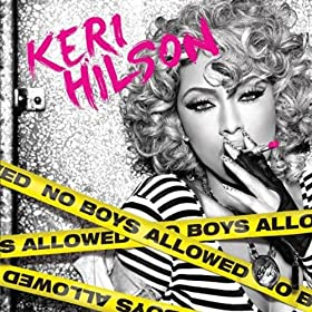 No Boys Allowed [+digital booklet]: Keri Hilson