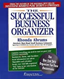 The Successful Business Organizer (0966963539) by Rhonda Abrams