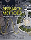 Bundle: Basics of Research Methods for Criminal Justice and Criminology, 3rd + Careers in Criminal Justice Printed Access Card (1111650489) by Maxfield, Michael G.