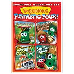 Veggitales: Funtastic Four