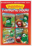 VeggieTales - Funtastic Four - Quadruple Adventure Set [Import]